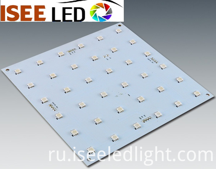 dmx led panel wall