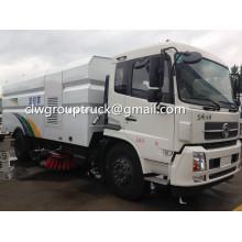 Caminhão da vassoura do assoalho de Dongfeng Tianjin 10.7CBM