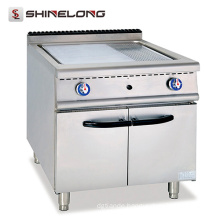 New Style Commercial Griddle 900 Series Gas 2/3 And 1/3 Flat Gas Grill With Cabinet