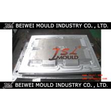 Fabricante de moldes de paletes de plástico industrial em Huangyan