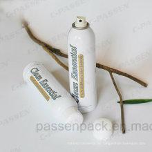 Алюминиевый аэрозоль может для ухода за кожей Брызга тумана (ппц-ААС-046)