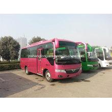 Ônibus de Passageiros de 6.6m 20 Assentos para 28 Assentos (LHD / RHD)