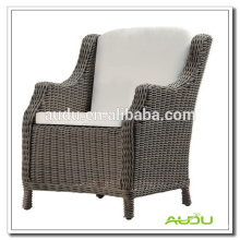 Audu Silla de jardín, sillón de jardín grande Silla de jardín