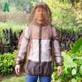 Outdoor Moskitonetz Jacke Bug Wear Body Suit