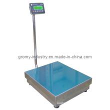 Электронный цифровой водостойкий весовой платформенный вес нержавеющей стали