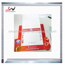 Promotional blank magnetic writing board magnet