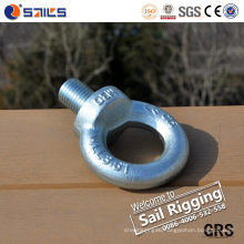 ISO9001 Precise Machinery Eye Bolt and Nut