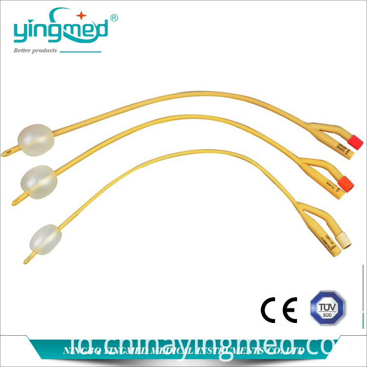 2 Way Latex Foley Catheter