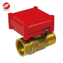 L'eau automatique motorisée arrête la soupape de commande proportionnelle pneumatique de flux de poudre