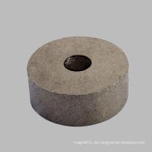 Samarium Cobalt Sm2co17 Magnet Ring geformt