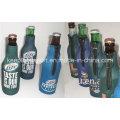 Nuevo titular profesional personalizado de botella de neopreno, bolsa de refrigerador de botella