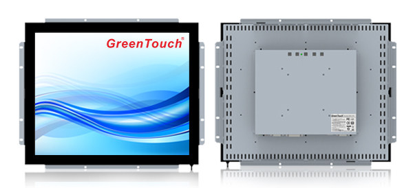 Touch Screen Monitor Setup