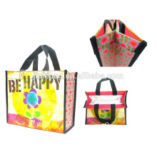 Fashion RPET Nonwoven Gift Shopping Bag