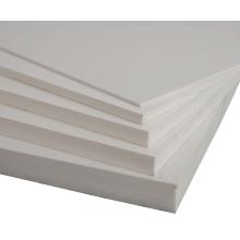 panneau rigide de mousse de PVC de haute densité et fabricant de feuille de PVC