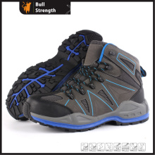 Industrial Leather Safety Shoes with EVA/Rubber Sole (SN5442)