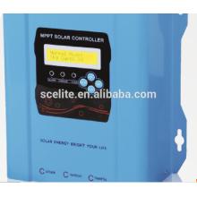 Sistema Controlador de Carga Solar MPPT