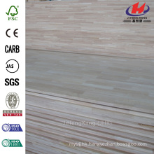 96 in x 48 in x 51/50 in Hight Quality Complexity Import Rubber Wood Butt Joint Board