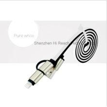 Dos en uno USB 3.0 USB 3.0 OTG cable Cable de cable USB Micro USB para iPhone y Android