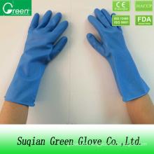 Clear Cheap Garden Washing Glove