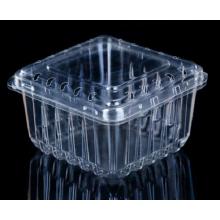 Boîte à clapet en plastique écologique pour fruits