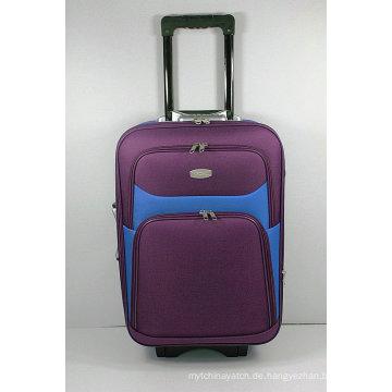 Shantung Silk EVA Außentrolley Reisegepäck Koffer
