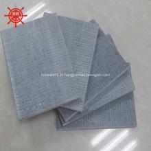 Panneau d'oxyde de magnésium renforcé de fibre de verre de 18 mm
