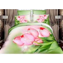high quality 3D bed sheet sets