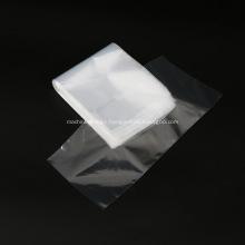 Flat Open End  Clear Plastic Bag