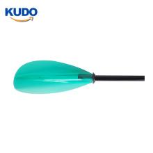 Durable travel fiberglass transparent kayak paddle factory