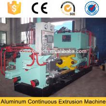 Máquina de extrusión de aluminio de la máquina de extrusión para perfiles de aluminio