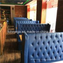 Bar Restaurant Club Cool Canapé avec bouton capitonné (FOH-RB1)