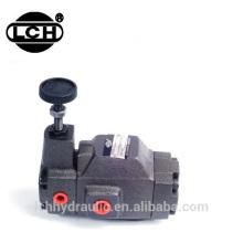 yuken hydraulic pressure reducing valve