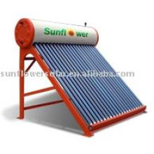 Chauffe-eau solaire tubulaire (CHAUFFE-EAU SOLAIRE, ISO9001, KEYMARK SOLAIRE, CE, SRCC, EN12975)