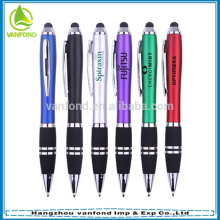 2 in 1 ipad touch promotional pen with custom your logo