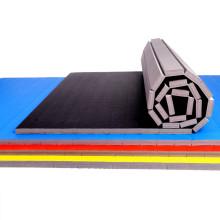 Competition Judo Tatami Foldable MMA flexible roll Gymnastics Mat