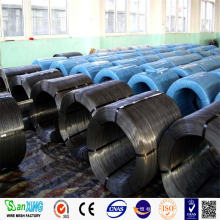 500KG Coil Black Wire Hot Sale em Anping