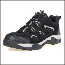 Genuine Leather Soft Sole Light Weight Safety Sport Shoes