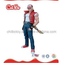 Muscular Man Plastic Figur Spielzeug (CB-PF028-S)