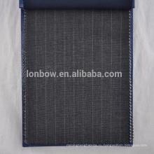 Новый стиль горячей продажи ткани необычные прямого производителя на заказ формальные мужчины костюм