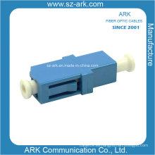 LC Simplex adaptador de fibra óptica