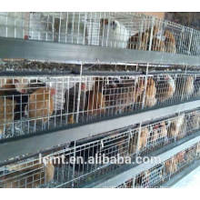 L'offre de cage de poulet de poulet de toit avec la maison libre de poulet de conception