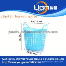 injection plastic vegetable basket moulds maker injection basket mould in taizhou zhejiang china