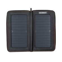 High Coversion Sunpower New Process Foldable 13W Chargeur de panneau solaire