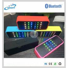 Светодиодный свет Bluetooth-динамик FM-радио TF-карта Беспроводная акустическая система