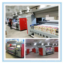 Wide Format Textile Printer for Direct Printing