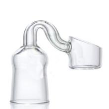 Quarz-Banger-Nagel für Rauch mit poliertem weiblichen Gelenk (ES-QZ-017)