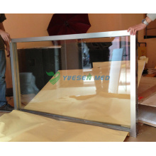 Ysx1613 2mmpb Protección contra la radiación de rayos X Vidrio de plomo