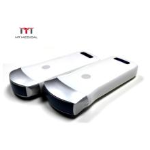 Android Mini Ultrasound Machine & Mobile Ultrasound 80 Elements Wireless Convex Probe 3.5/5mhz