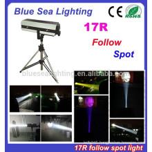 17R 350W follow spot light