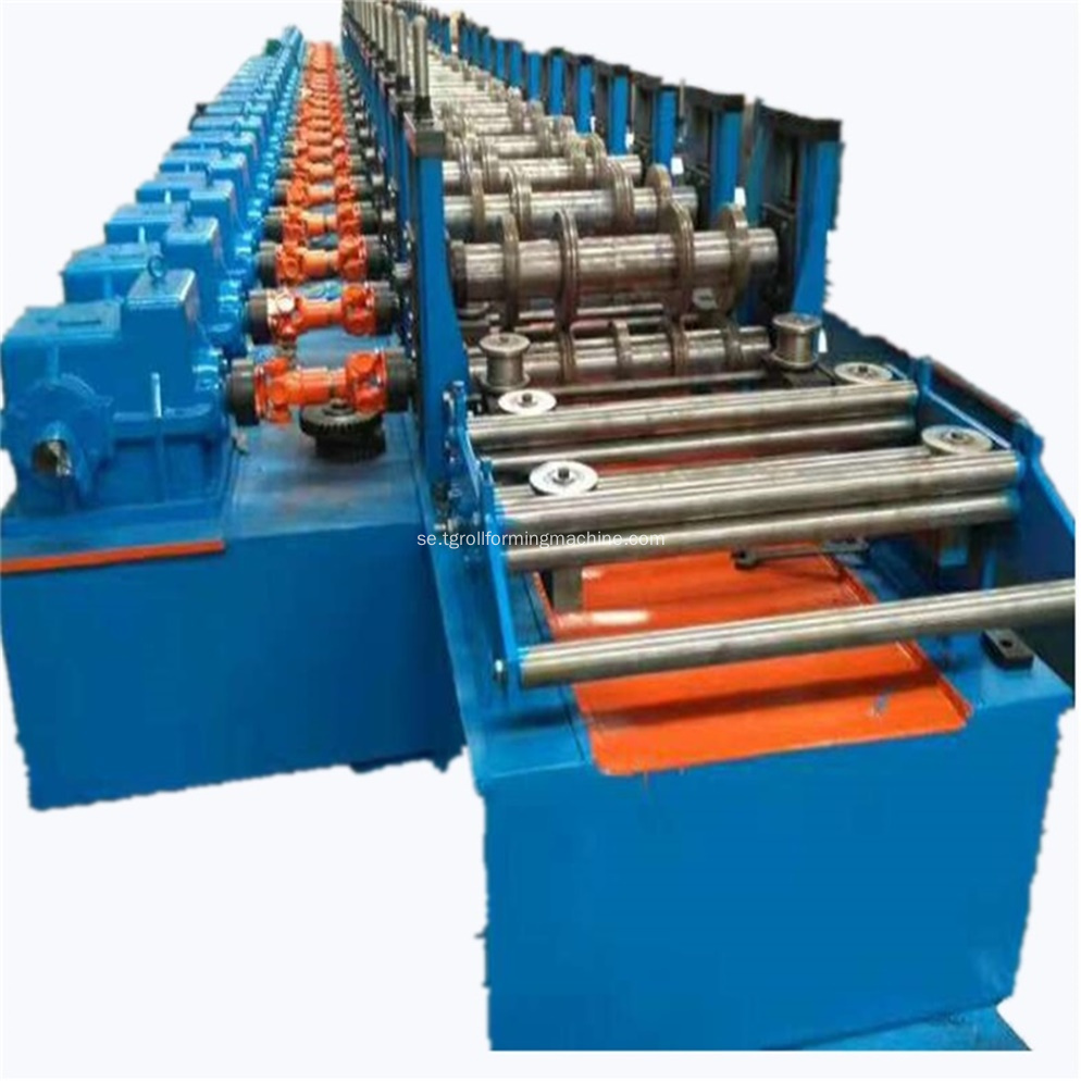 Stillads Metal Deck Cold Roll Forming Machine